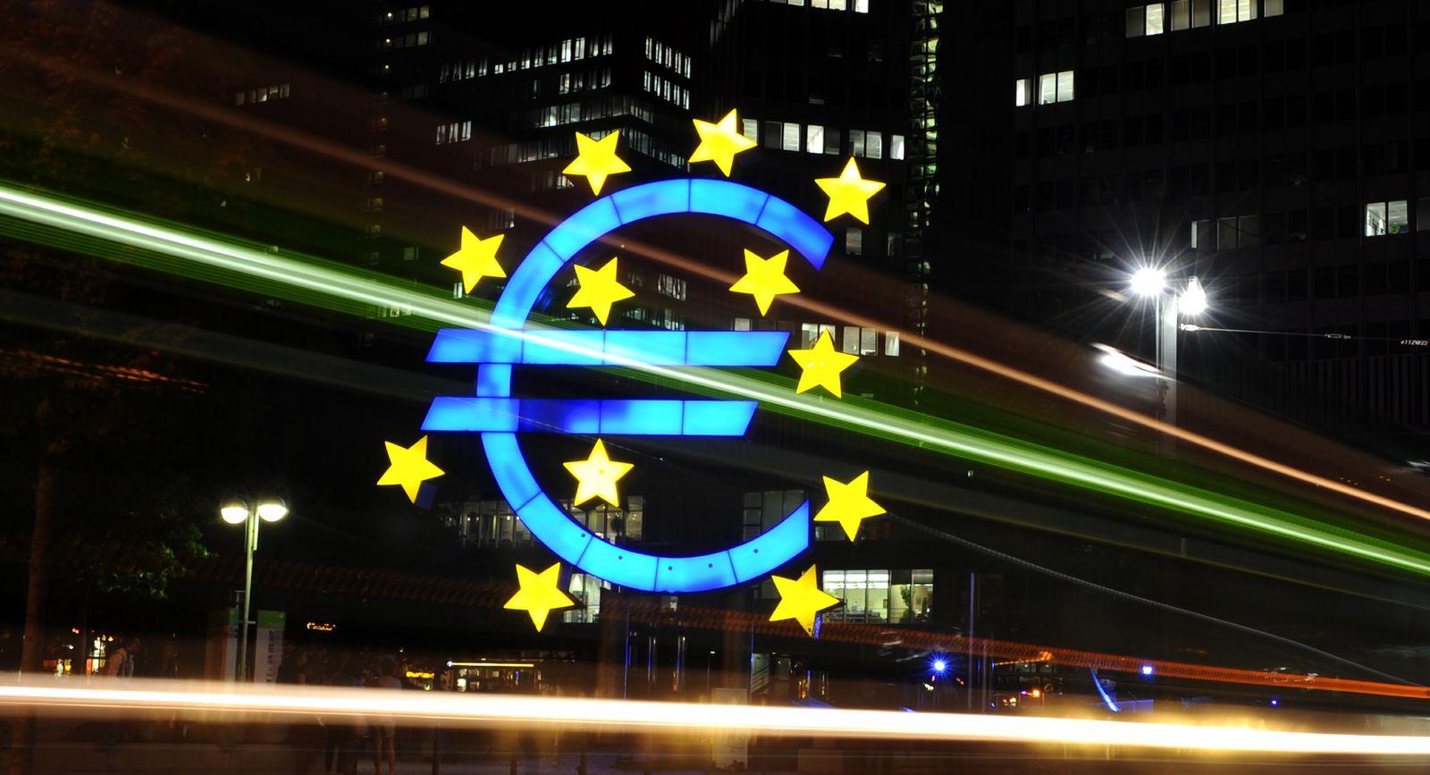 NICHT VERWENDEN EZB / Europäische Zentralbank XXL