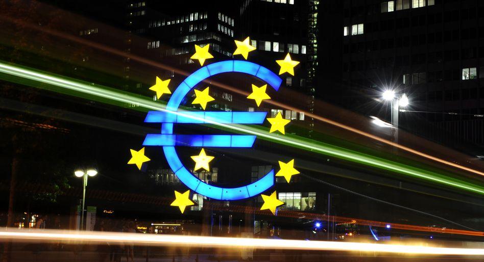 Die EZB-Zentrale in Frankfurt am Main: 500-Milliarden-Kredit verpuffte ohne große Wirkung
