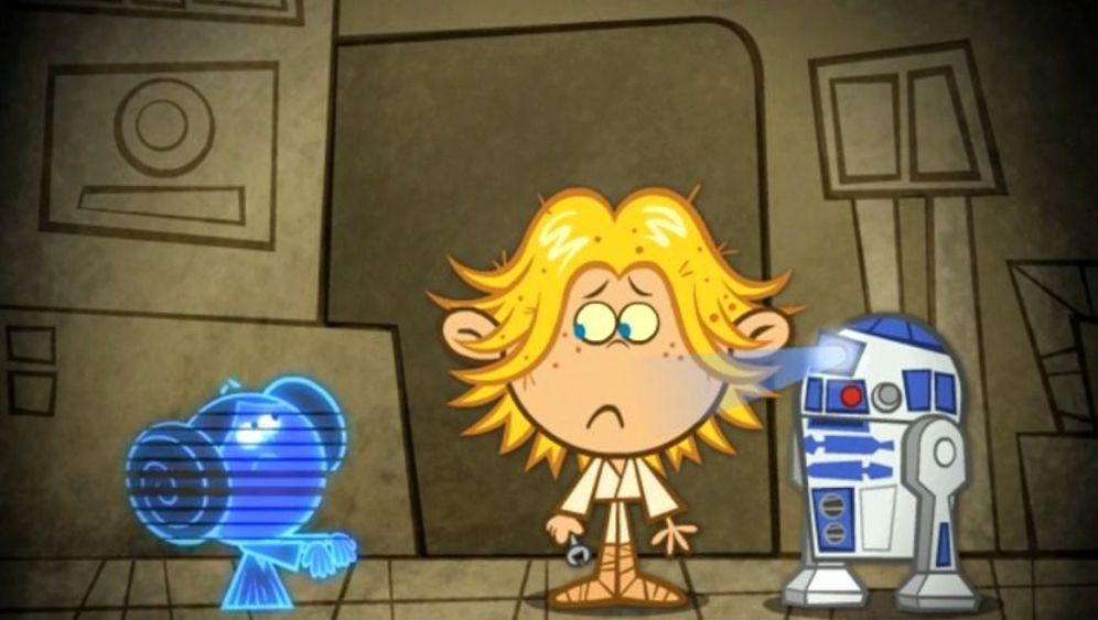 """Fan-Projekt: """"Star Wars Uncut"""""""