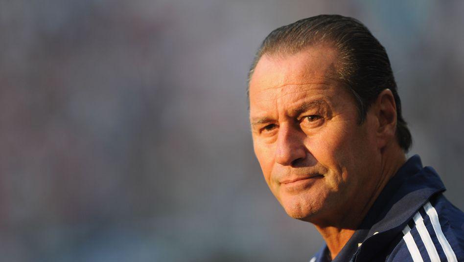 Schalke-Trainer Stevens: Zwei Spiele, zwei Siege