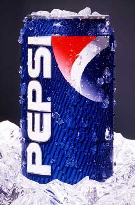 Pepsi-Dose: Werbung ist alles