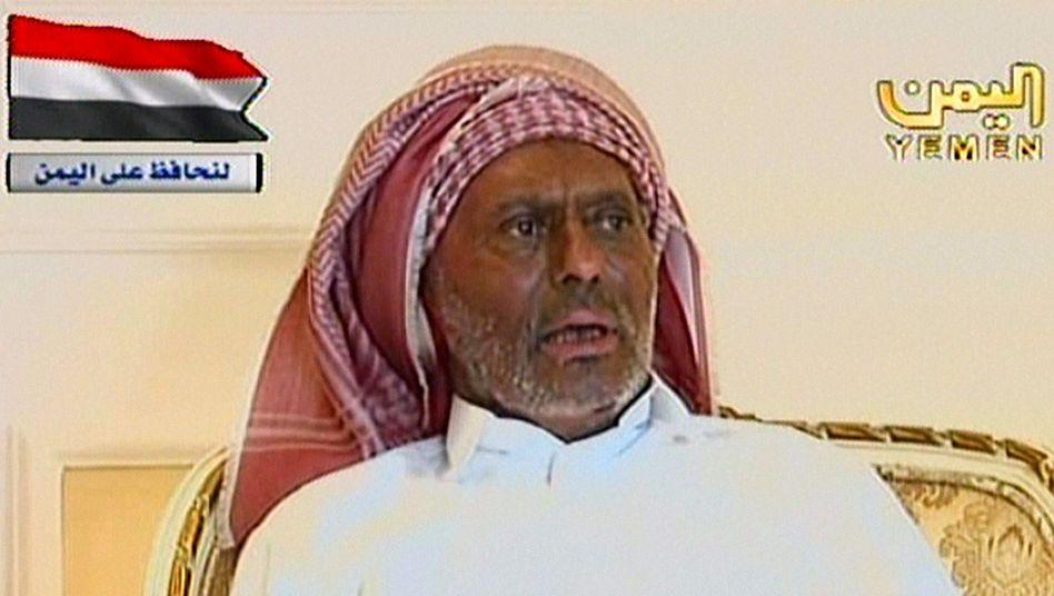 Jemens Präsident Salih: Anweisung aus dem Exil