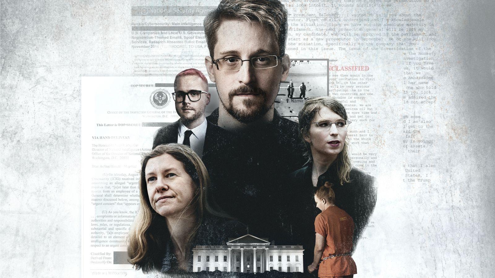 SPIEGEL-Titel 47/20019 whistleblower