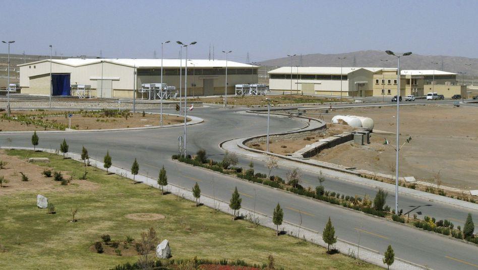 Iranische Atomanlage Natans: Zentrifugen werden nach Fordo gebracht
