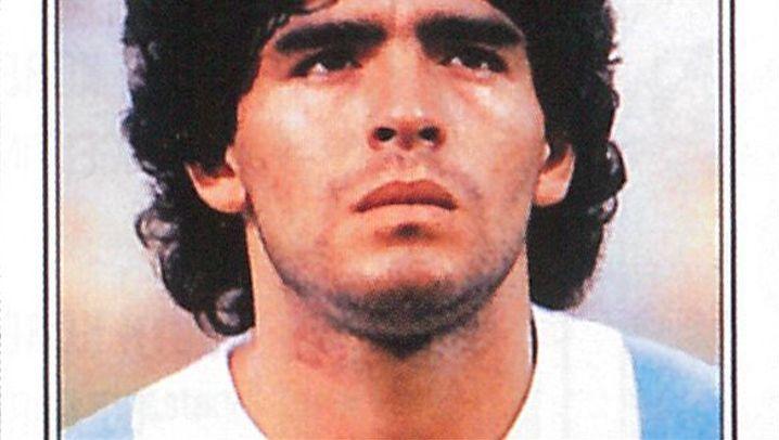 Kicker-Sticker: Tausche vier Maldinis gegen ein' Rudi Völler