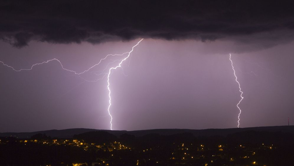 Photo Gallery: Germany Hit by Violent Storms