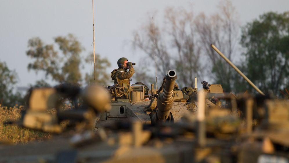 Syrien-Konflikt: Israel in Alarmbereitschaft