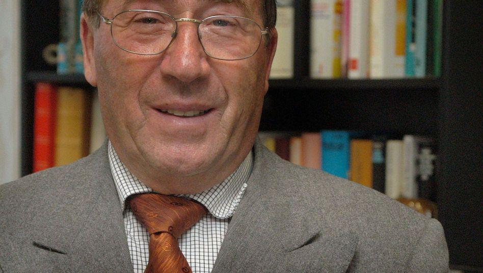 Drogeriemarktunternehmer Erwin Müller