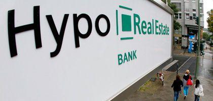 """Hypo Real Estate: """"Scherbenhaufen aufkehren"""""""
