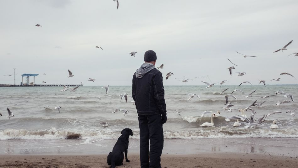Ugljow am Schwarzen Meer