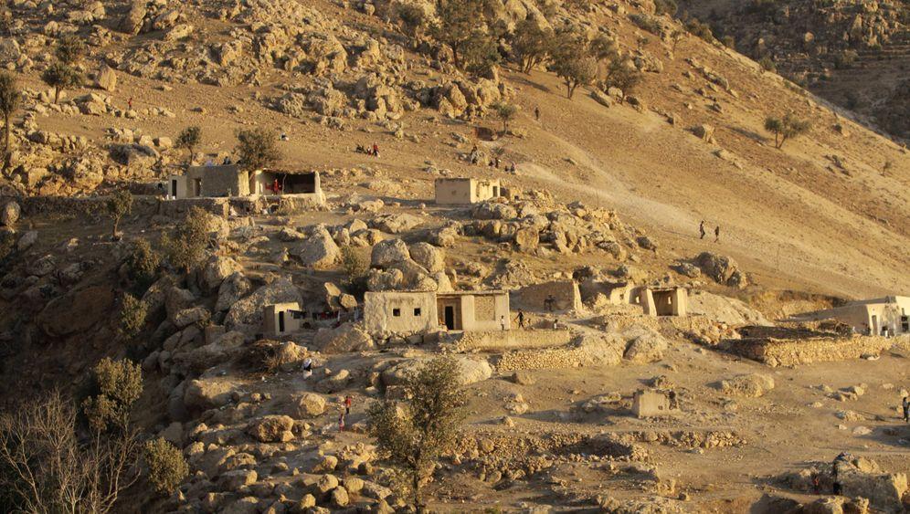 Jesiden im Irak: Neue Schlacht um die Sindschar-Berge