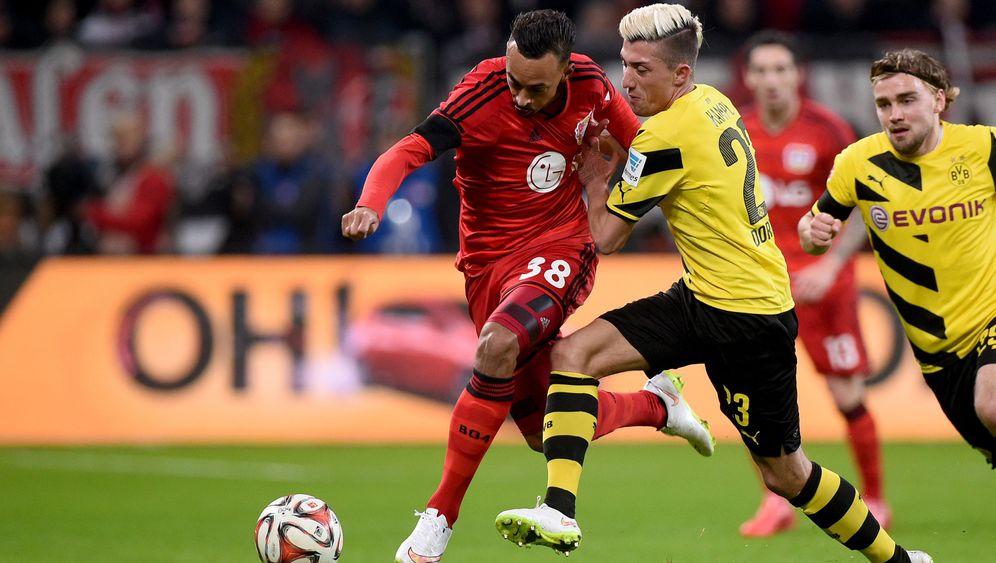 Dortmunds 0:0 in Leverkusen: Hinten dicht
