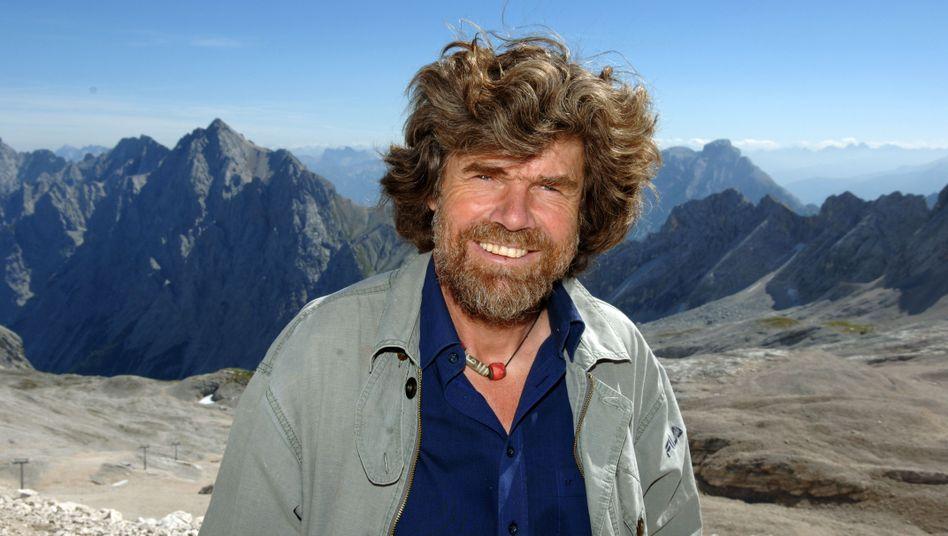 Bergsteigerlegende Reinhold Messner: Klettertourismus-Gegner