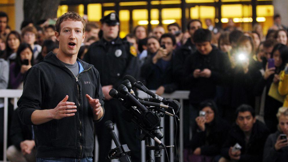 Facebook-Gründer in Harvard: Abbrecher, Durchstarter