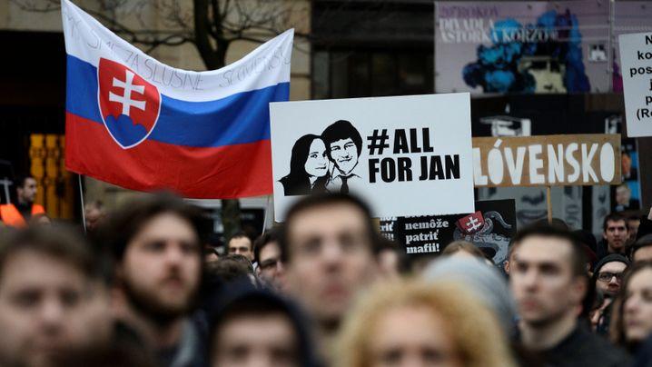 Slowakei: Ein Doppelmord, eine politische Krise, ein Prozess