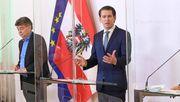 Österreichs Lockerungsübung