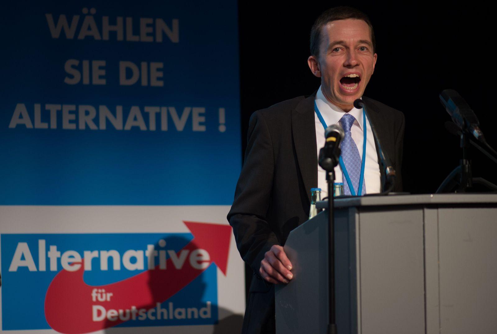 Bernd Lucke / alternative für Deutschland