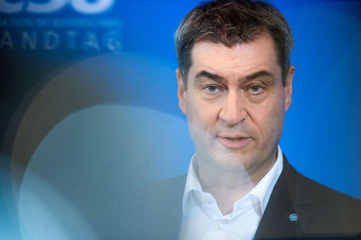 """Markus Söder: """"Da habe ich eine grundlegend andere Auffassung"""""""