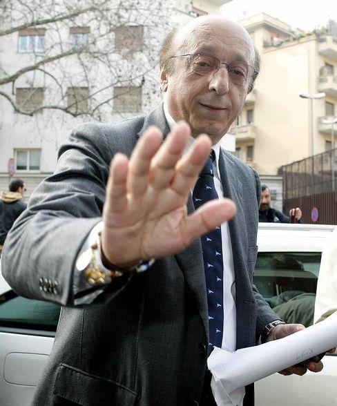 Luciano Moggi: Warten auf das Golden Goal