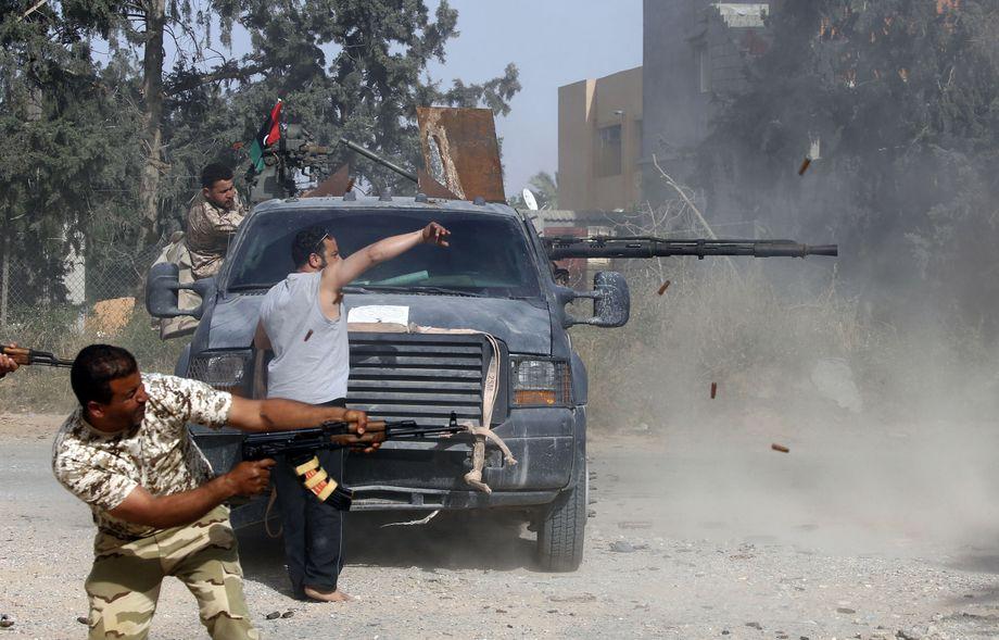 Bürgerkrieg in Libyen (2019)