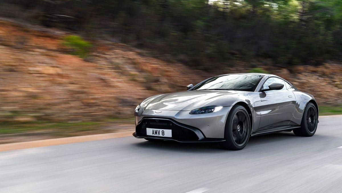Aston Martin Vantage Im Test Der Porsche 911 Herausforderer Der Spiegel