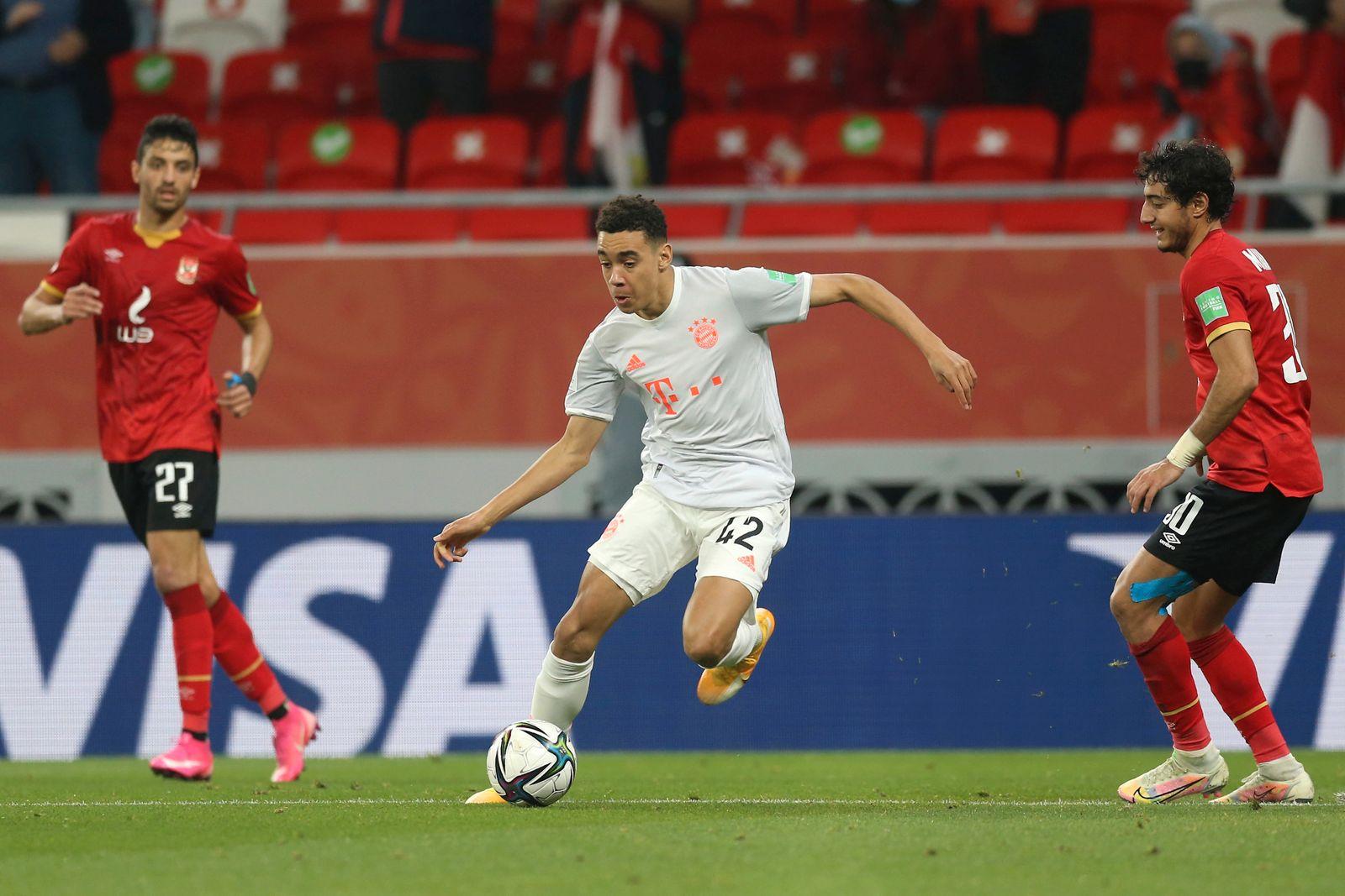 Al Ahly Kairo - FC Bayern München