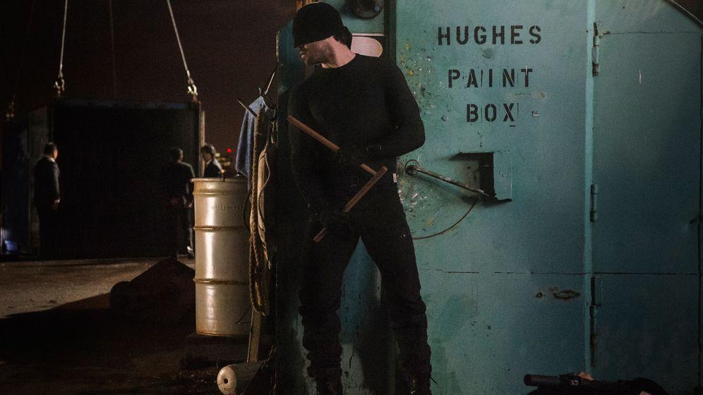 Daredevil Bei Netflix Sin City In Hell S Kitchen Der Spiegel