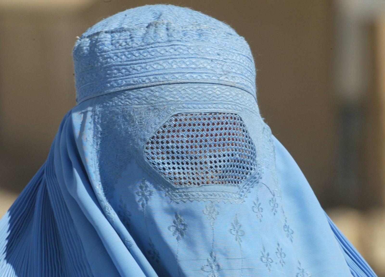 NICHT VERWENDEN Burka