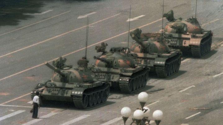China '89: Das Massaker auf dem Platz des Himmlischen Friedens