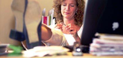 """Langeweile am Arbeitsplatz: """"Anstrengend und belastend"""""""