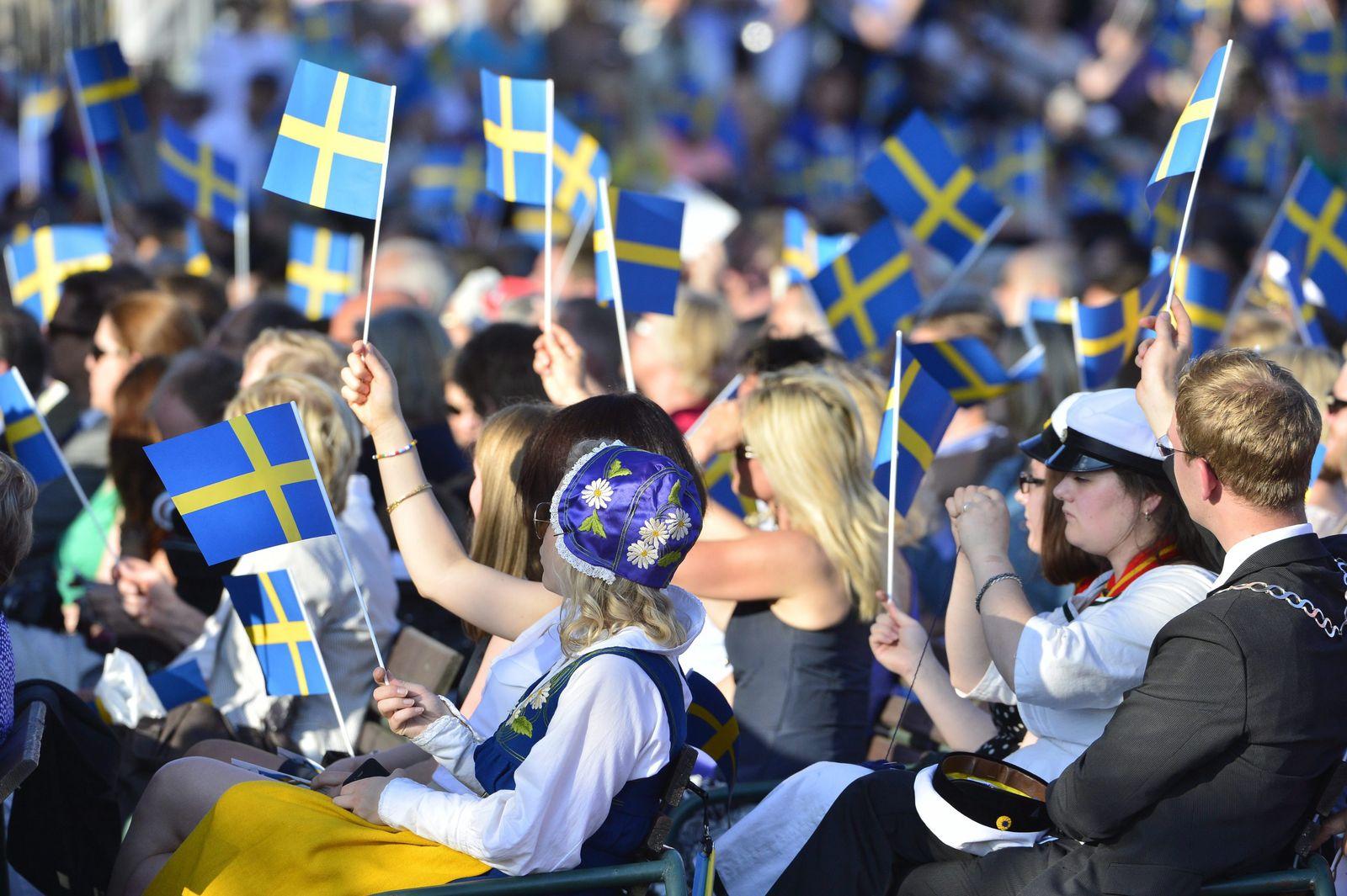 Schweden / Nationalfeiertag