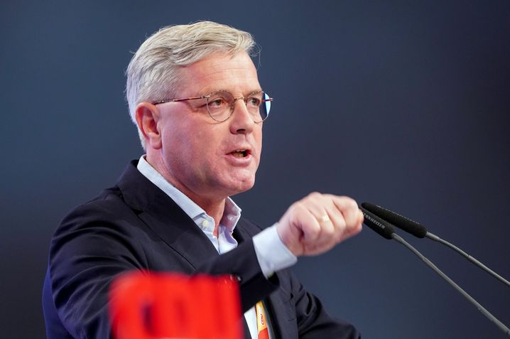 Kandidat Norbert Röttgen