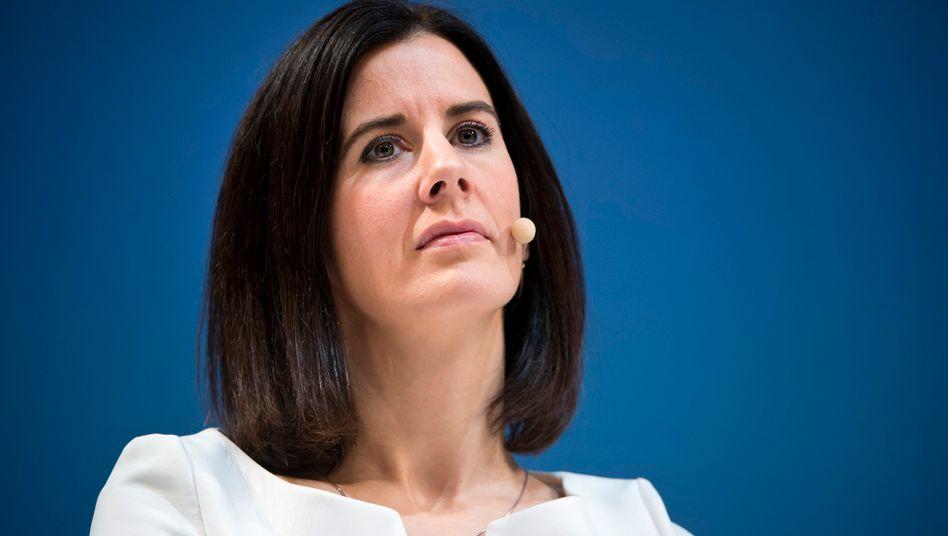 Katja Suding, stellvertretende Vorsitzende der FDP-Bundestagsfraktion (Archiv)