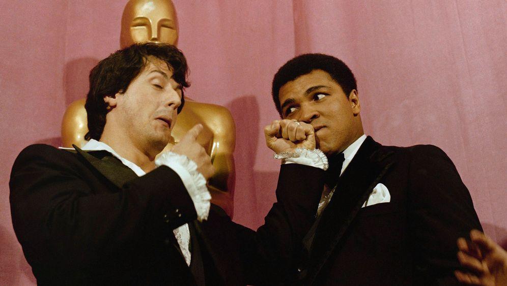 Sylvester Stallone: Ein Mann boxt sich durch