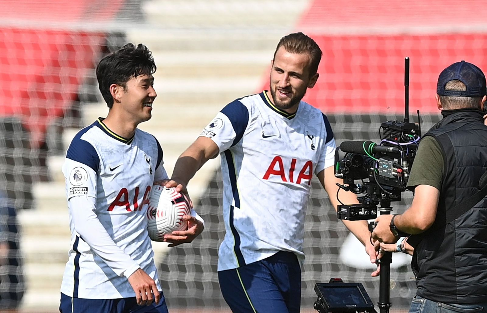 Southampton vs Tottenham Hotspur, United Kingdom - 20 Sep 2020