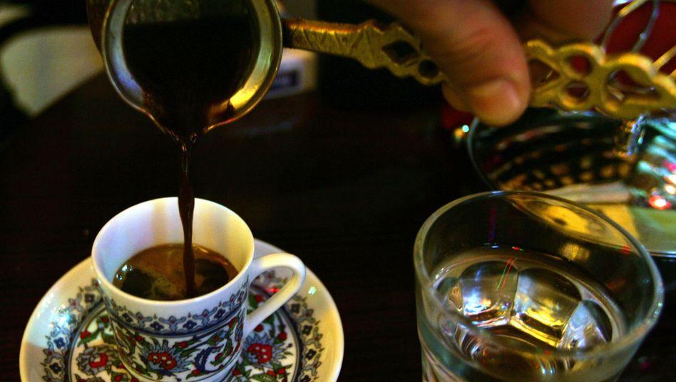 Türkischer Mokka: Auch Kaffee ist ursprünglich eine muslimische Erfindung