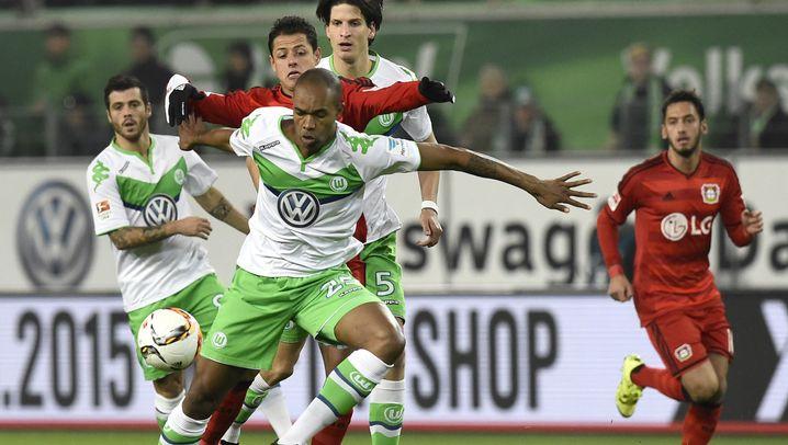 Fotostrecke: Wolfsburg im Glück