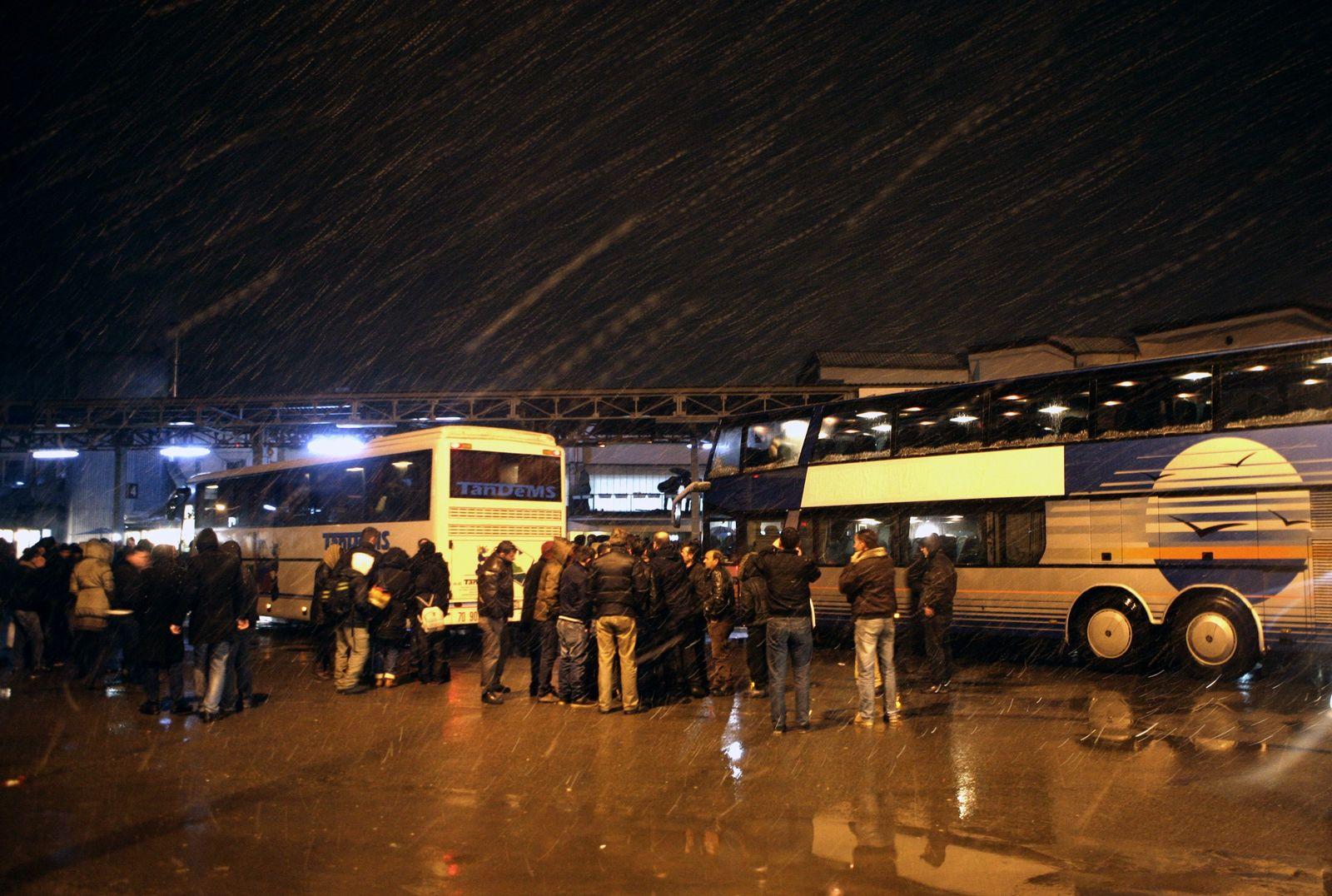 KOSOVO flüchtlinge
