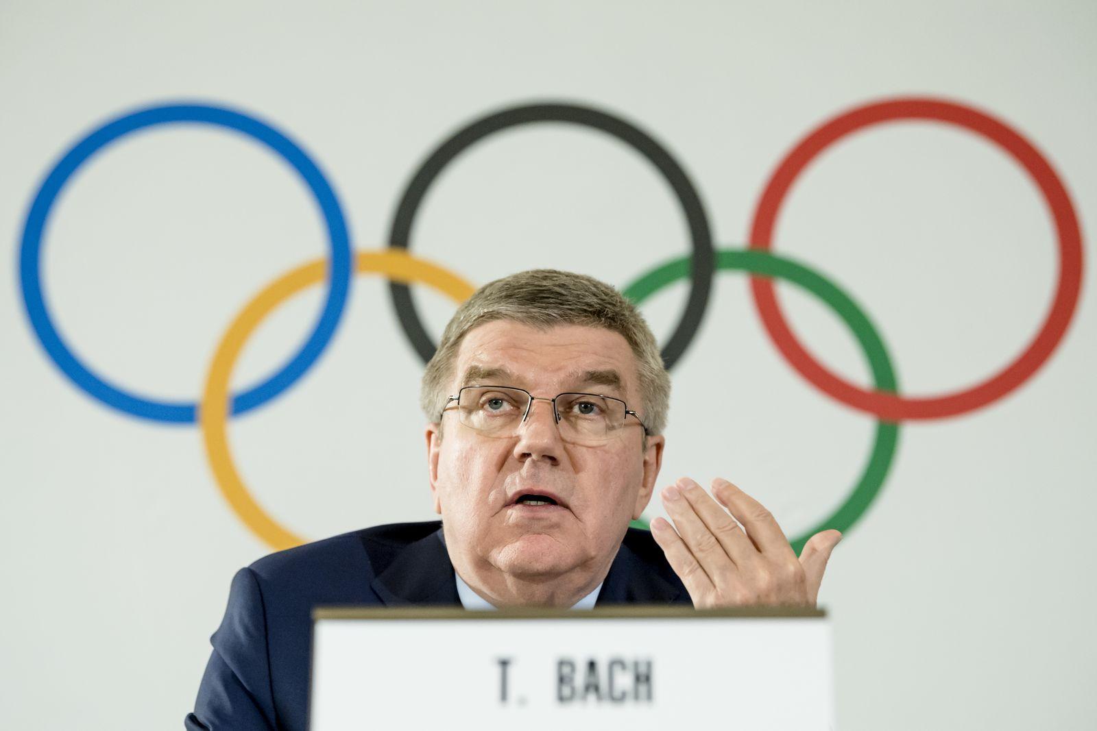IOC-Vorstandssitzung