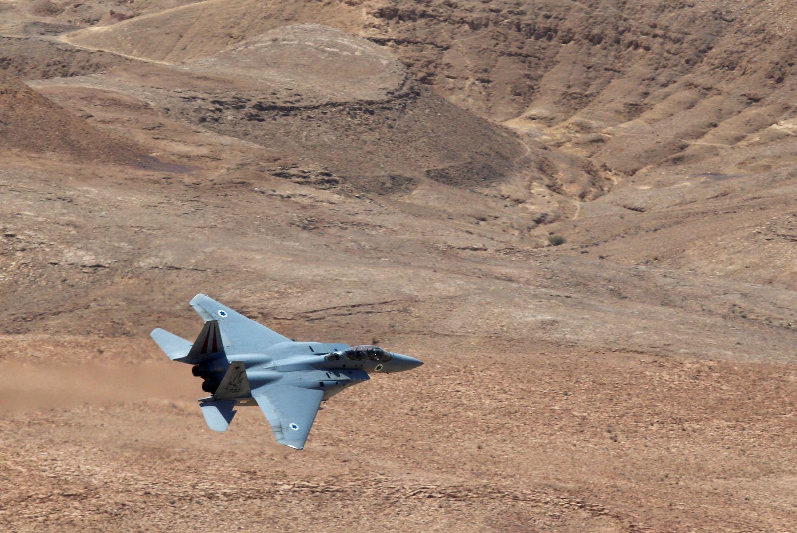 Israel/ Kampfflugzeug