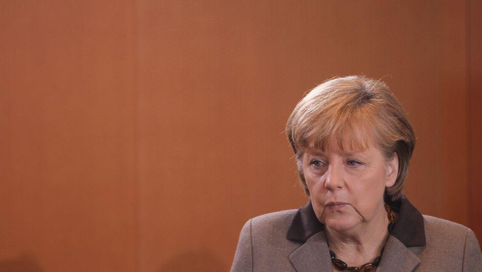 CDU-Chefin Merkel: Schnell das Hamburger Ergebnis abhaken - und nach vorne schauen