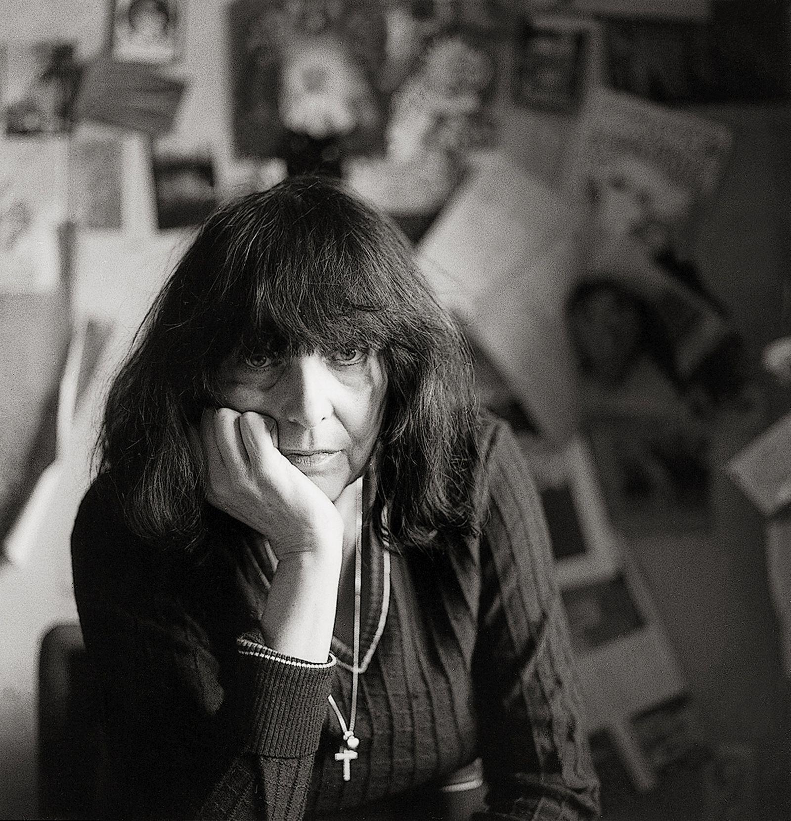 Portrait Friederike Mayroecker