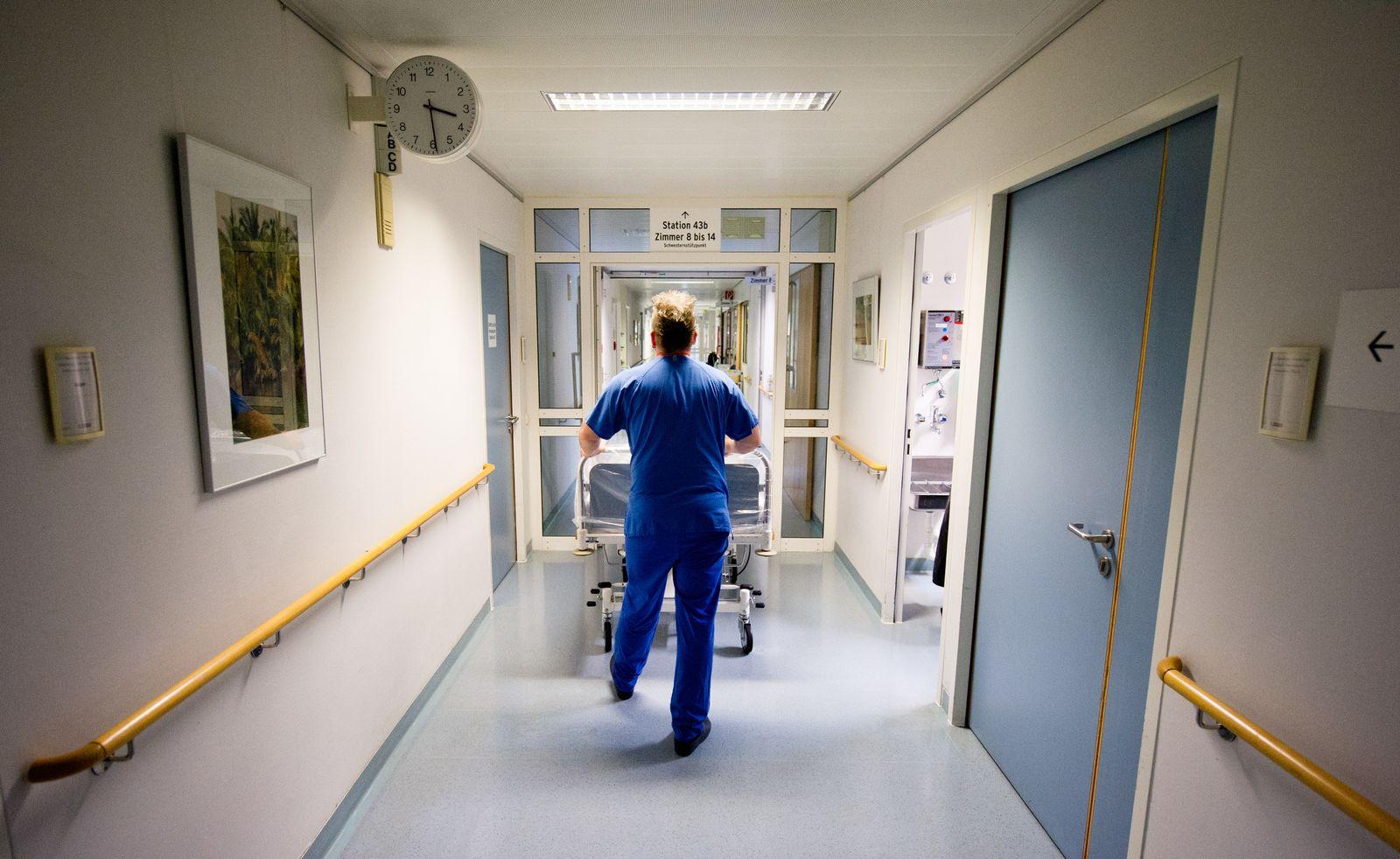 Krankenhauspatienten