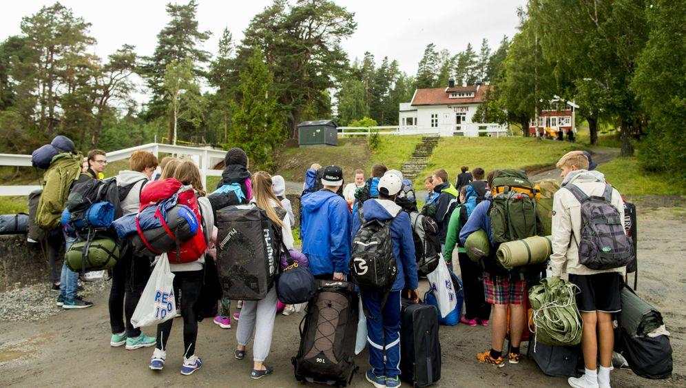 Sommercamp auf Utøya: Kein Platz für Erinnerung