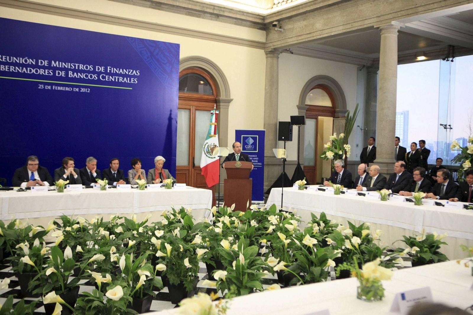 Mexiko / G20