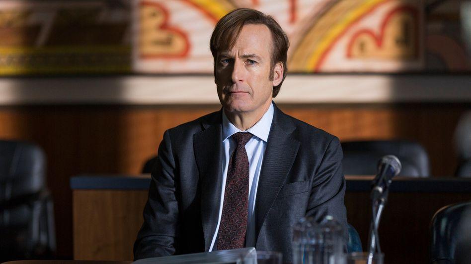 Bob Odenkirk in der Serie »Better Call Saul«