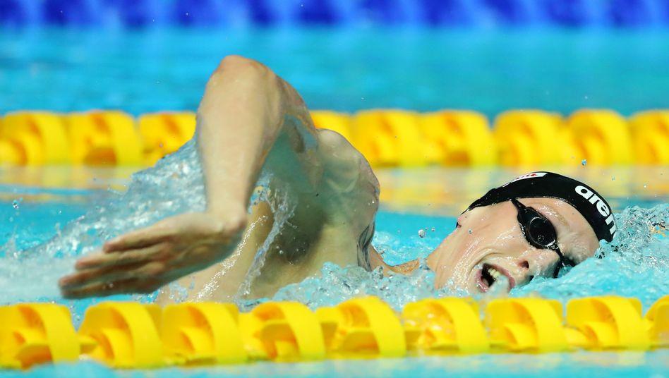 Doppelgold für Florian Wellbrock bei der WM in Gwangju