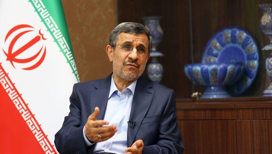 Irans Ex-Präsident Ahmadinejad: »Müssen uns alle auf fundamentale Reformen vorbereiten«