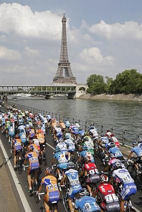 Tour de France: Fünfter Doper identifiziert