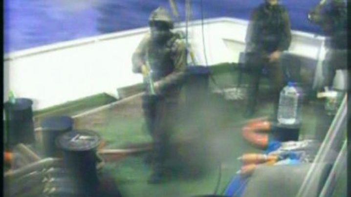 """""""Solidaritätsflotte"""" für Gaza: Attacke im Morgengrauen"""